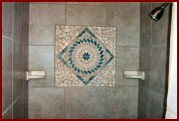Theilman Home Improvements LLC - Remodeled Shower